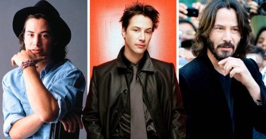 25 Fotografías que demuestran la perfección de Keanu Reeves a través del tiempo