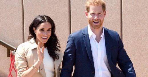 ¡Es niño! Meghan Markle y el príncipe Harry ya son papás