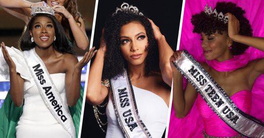 Mujeres negras; la nueva belleza de EE. UU.