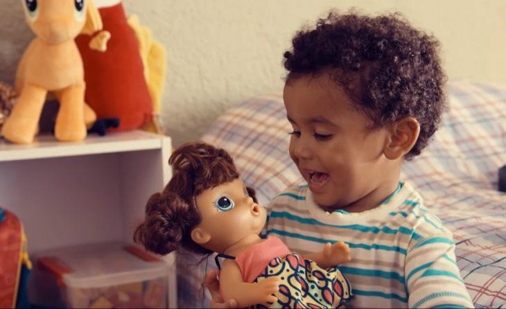 Campaña de Hasbro: paternidad responsable desde la infancia