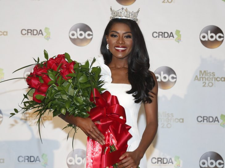 Nia Franklin ganadora del Miss USA