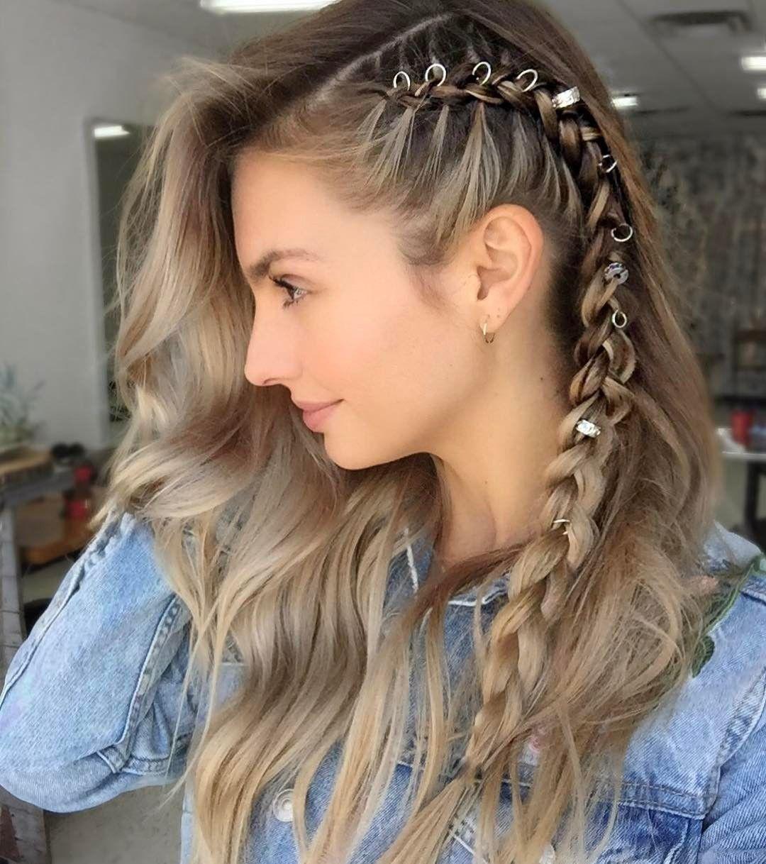 Acogedor peinados con trenza para boda Galeria De Cortes De Pelo Tendencias - 15 Peinados con trenzas que serán tus favoritos este verano