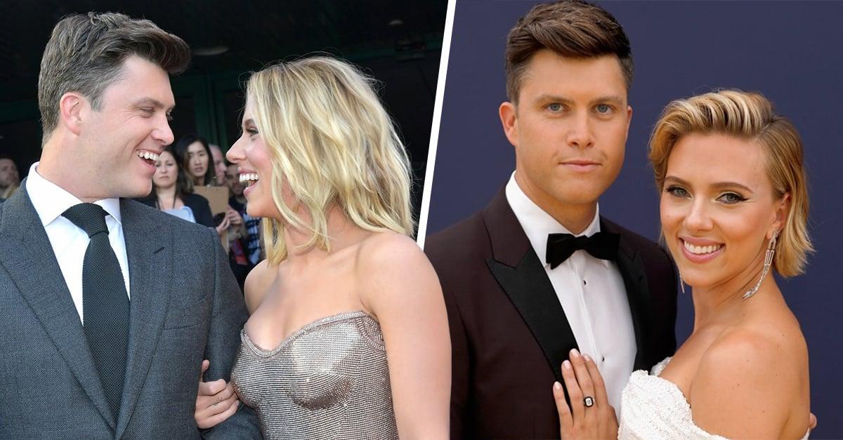 Scarlett Johansson se compromete con Colin Jost; este sería su tercer matrimonio