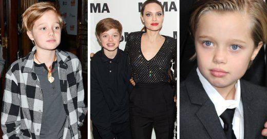 Shiloh Jolie Pitt inicia tratamiento hormonal para cambiar de género