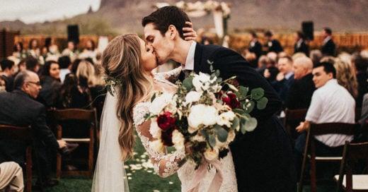 Estudio afirma que casarse es el mejor remedio para reducir el estrés