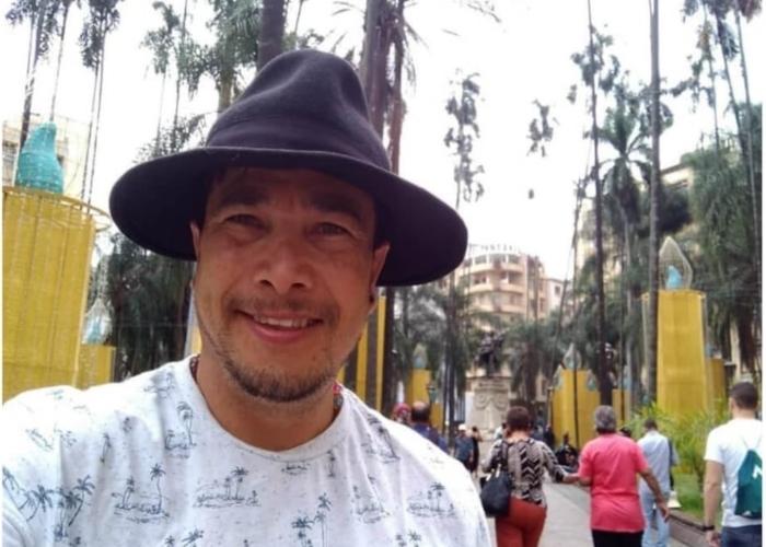 Mauricio Lezama, cineasta, gestor cultural y consejero departamental de Cine de Arauca