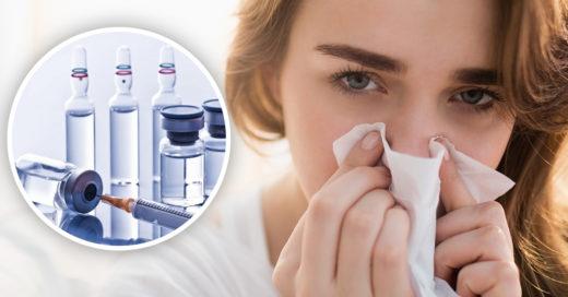 Crean vacunas contra alergias