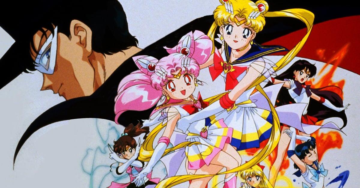 15 Curiosidades de Sailor Moon que tu niña noventera no conocía