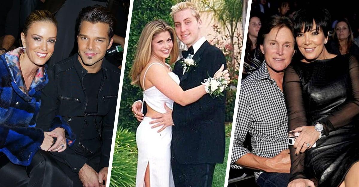 10 famosas que salieron con hombres que eran homosexuales
