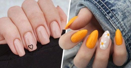 Consigue unas hermosas uñas dándoles forma y estilo