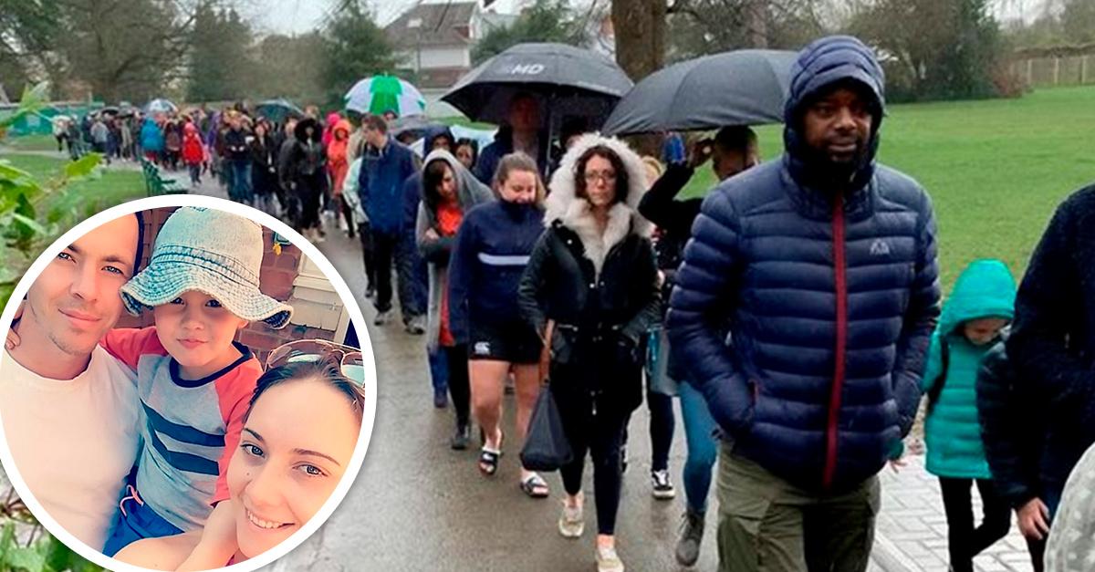 5 mil personas hicieron fila para donar médula ósea a un niño de cinco años