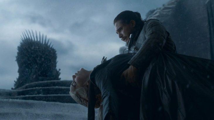 juego de tronos, muerte de la reina
