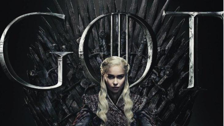 Imagen de Juego de Tronos para la última temporada, Emilia Clarke