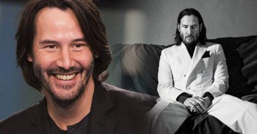 Keanu Reeves reveló que está soltero, pero espera que la persona indicada para él llegue pronto