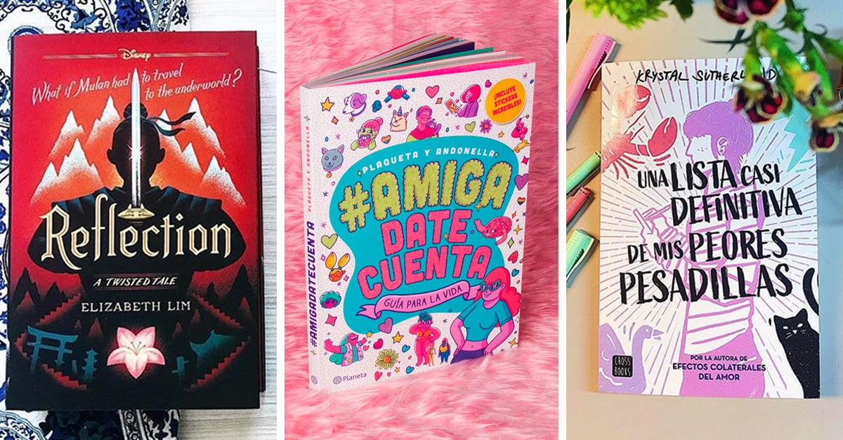 17 Libros que son un 'shot' de fantasía literaria