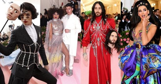 Así se vivió la alfombra roja de la Gala MET 2019