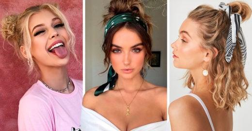 17 Peinados que te volverán inmune al calor