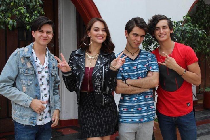 elenco de la telenovela El corazón nunca se equivoca