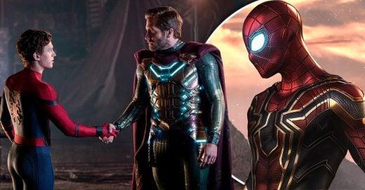 Marvel lanza el nuevo tráiler de 'Spider-Man: Lejos de casa'