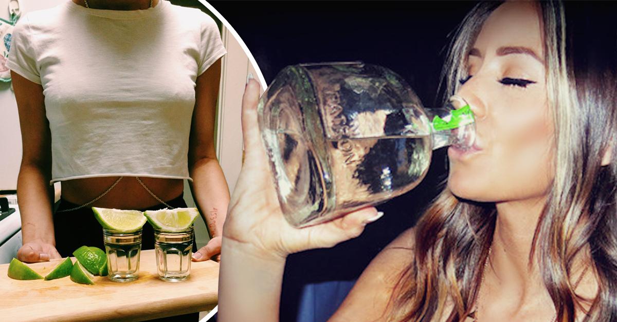 Tequila ayuda a la digestión y a la osteoporosis