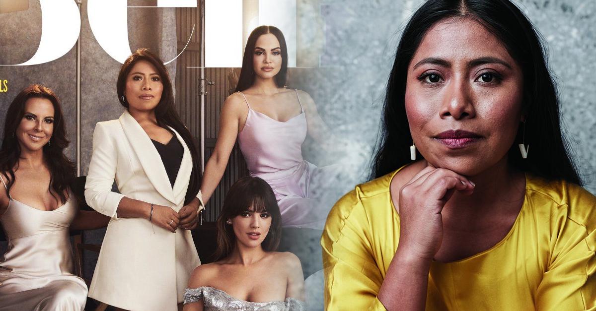 -Yalitza Aparicio de las más guapas junto con Kate del Castillo y Eiza González
