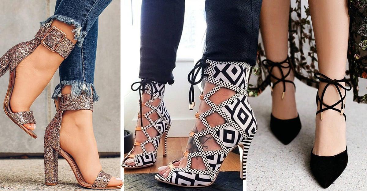 Estos zapatos causarán la envidia de quien te mire