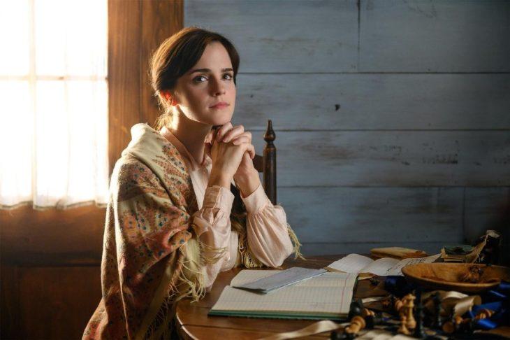 Emma Watson será una de las protagonistas de la adaptación Mujercitas