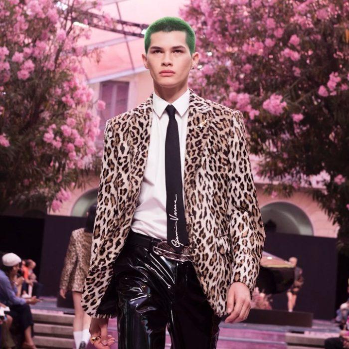 Alfredo Díaz ha dado un gran salto en el mundo de la moda
