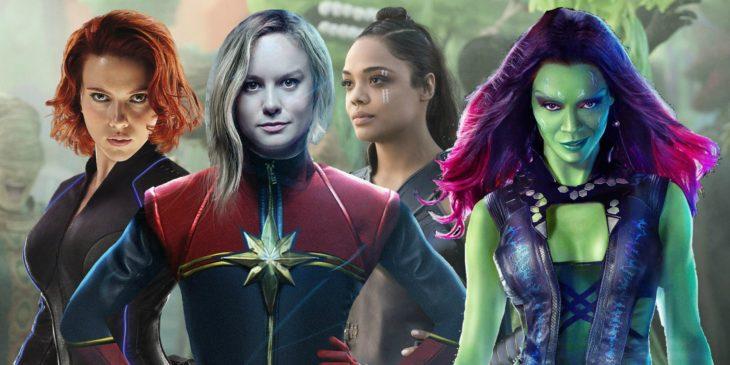 Avengers: Endgame ha sido editada en sitios ilegales quitando a las mujeres