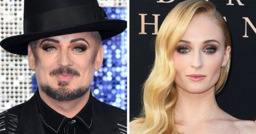 Boy George quiere que lo interprete Sophie Turner
