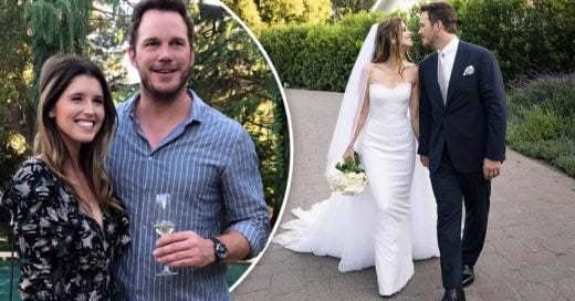 Chris Pratt se casó con Katherine Schwarzenegger