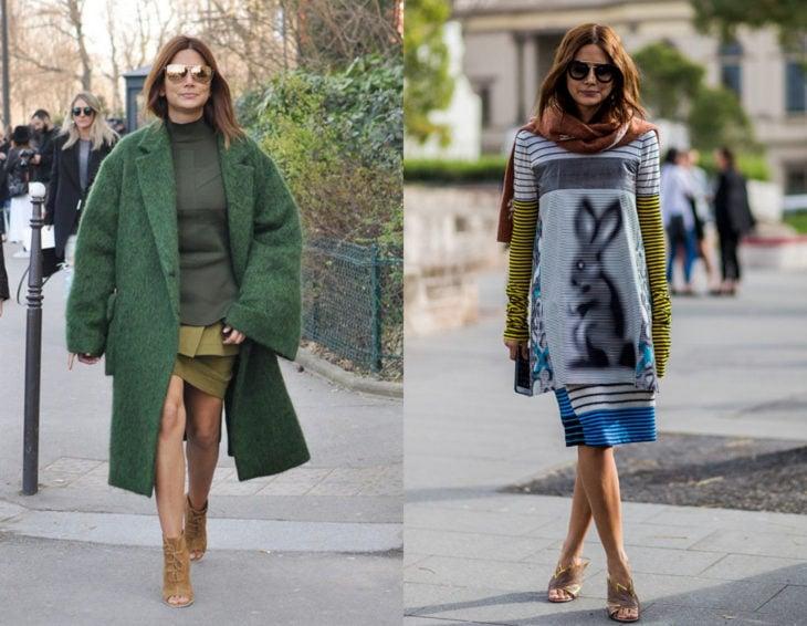Cómo se ven la críticas de moda; Christina Centenera
