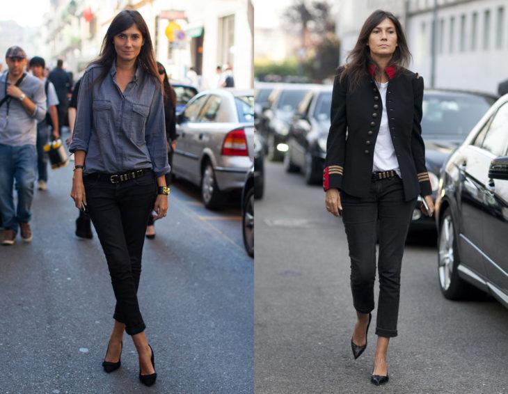 Cómo se ven la críticas de moda; Emmanuelle Alt