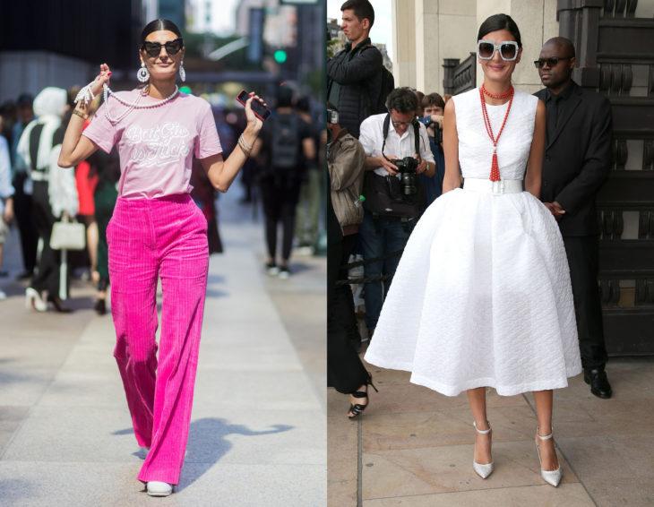 Cómo se ven la críticas de moda; Giovanna Battaglia