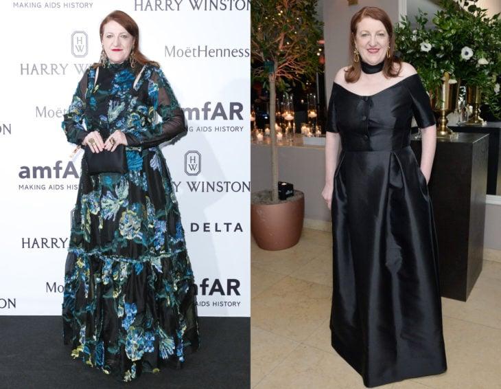 Cómo se ven la críticas de moda; Glenda Bailey