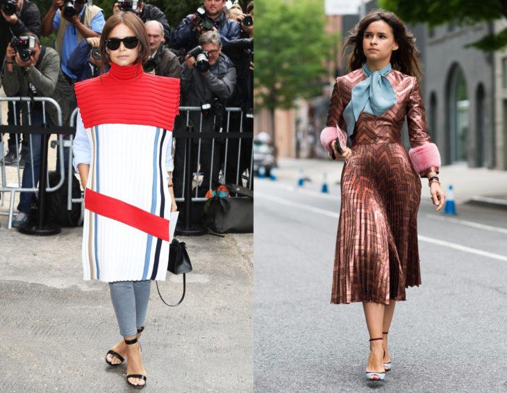 Cómo se ven la críticas de moda; Miroslava Duma