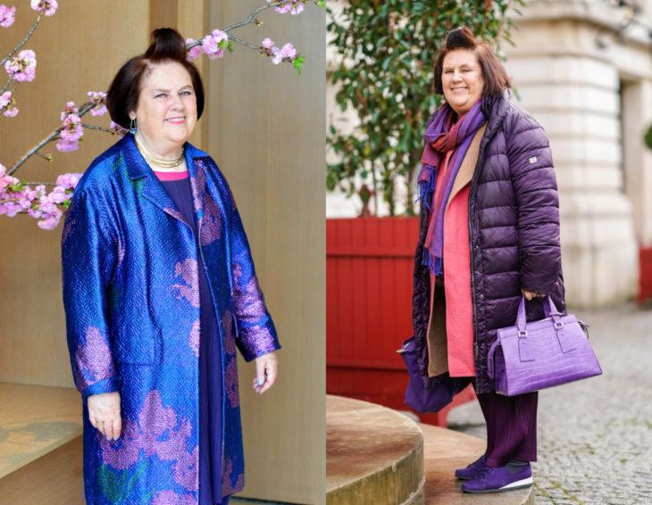 Cómo se ven la críticas de moda; Suzy Menkes