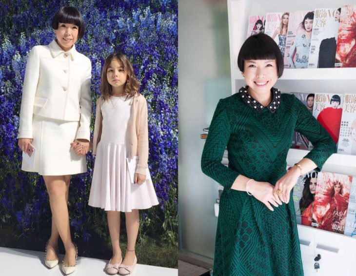 Cómo se ven la críticas de moda; Angelica Cheung
