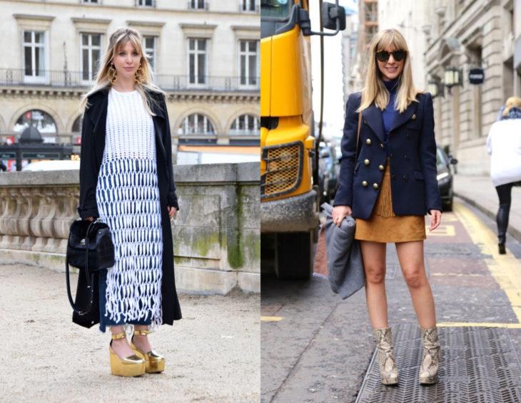 Cómo se ven la críticas de moda; Kerry Pieri