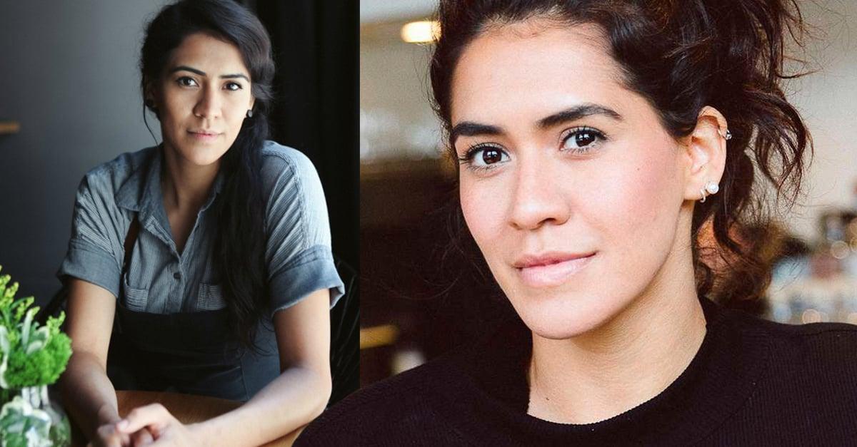 """Daniela Soto-Innes, la mexicana de 28 años nombrada """"Mejor chef del mundo"""""""