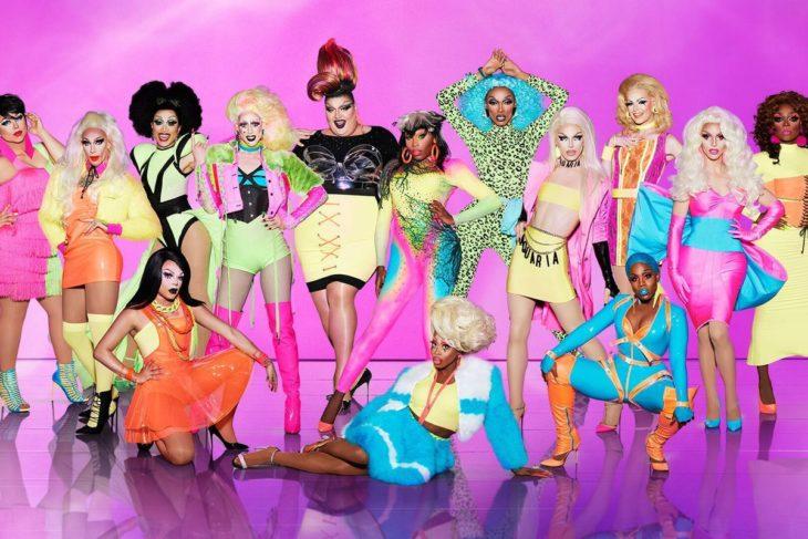 Escena de la serie Rupauls Drag Race