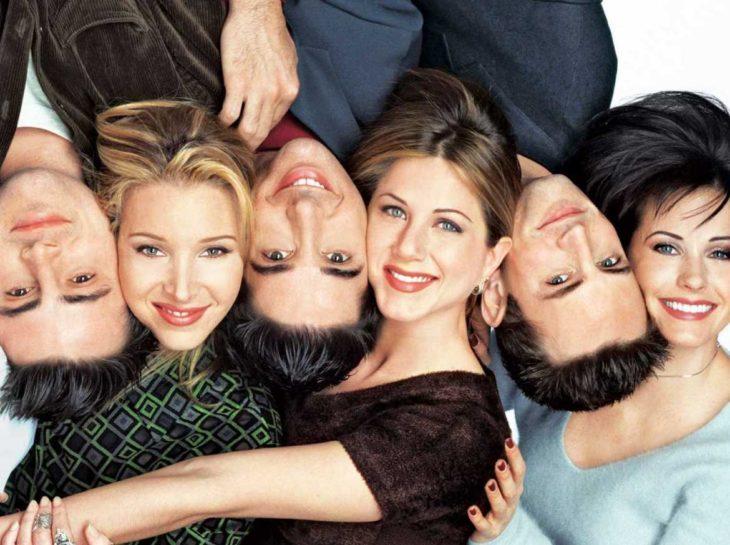 Ver series como Friends ayudan a calmar la ansiedad