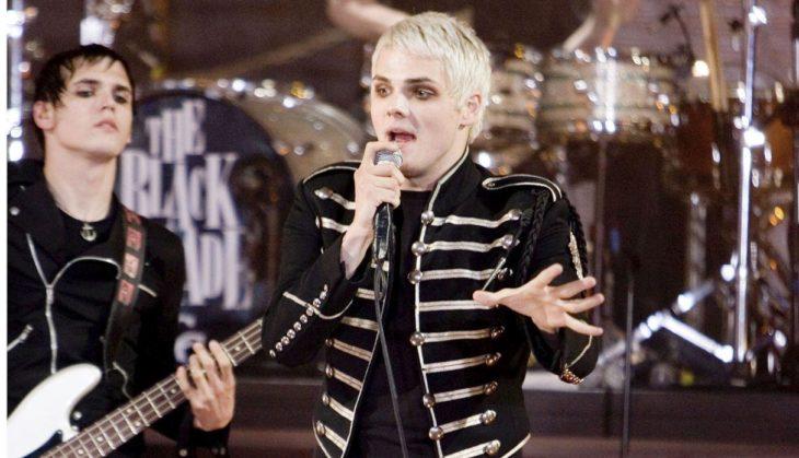Gerard Way señaló que no había posibilidad de un reencuentro a inicios de año