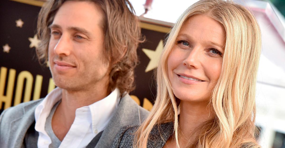 Gwyneth Paltrow revela el secreto del éxito de su matrimonio: no vivir bajo el mismo techo