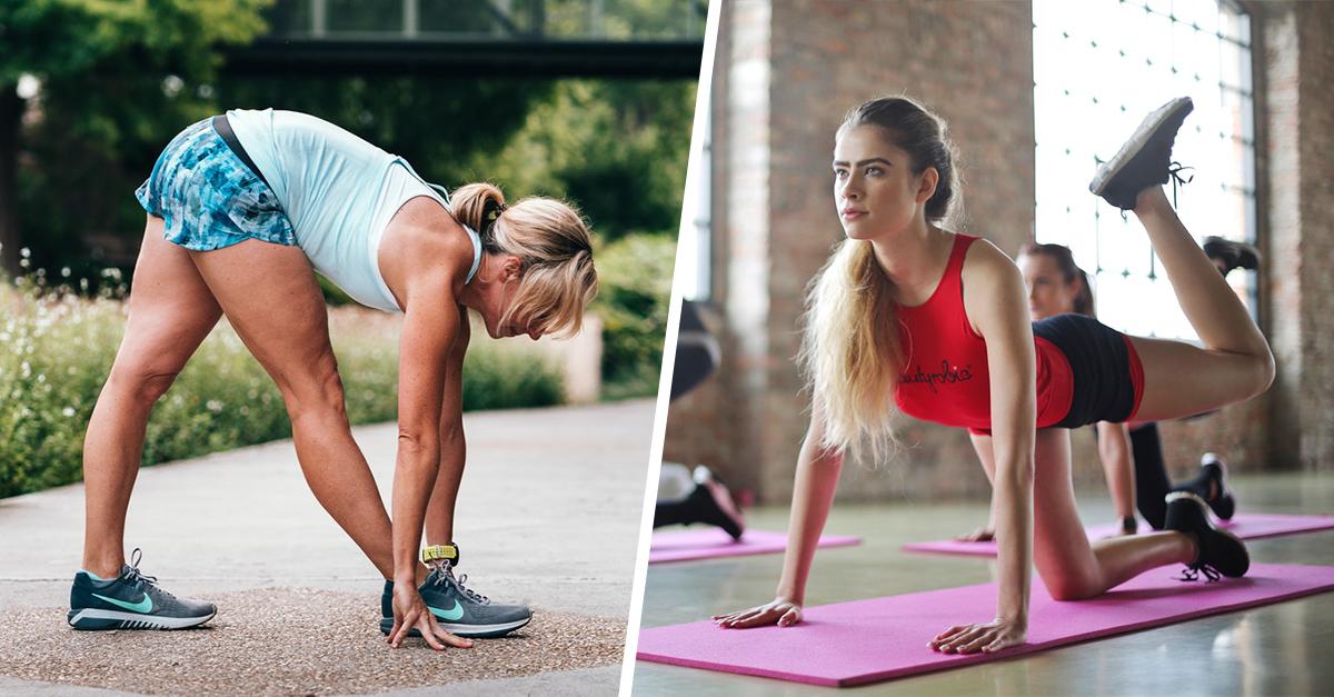 El ejercicio y sus horarios