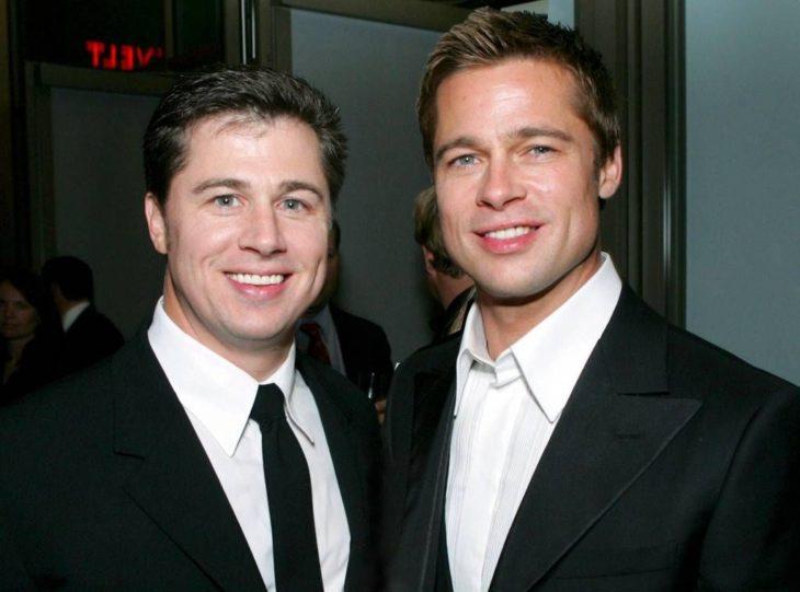 Doug y Brad Pitt