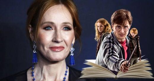 J.K. Rowllilng aclaró que no es la autora de los nuevos libros de Harry Potter