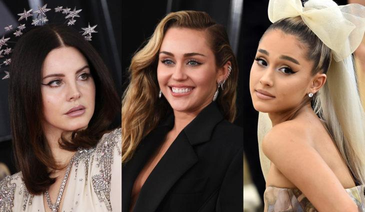 Soundtrack de Los ángeles de Charlie 2019 a manos de Lana del Rey, Miley Cyrus y Ariana Grande