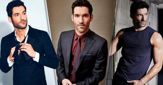 Fotos de la sensualidad de Tom Ellis, el actor de Lucifer