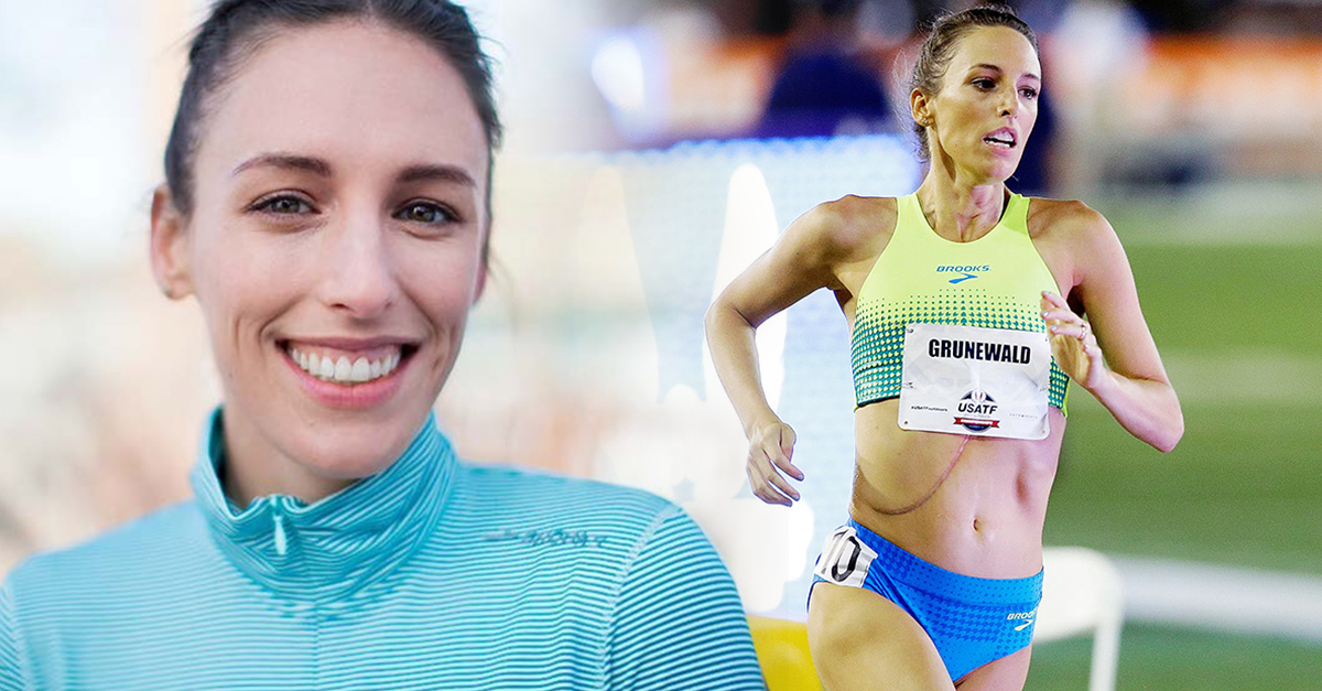 Fallece Gabriele Grunewald la atleta que enfrentó cuatro veces al cáncer